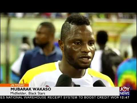 Morale in camp is high despite absence of Asamoah Gyan - Joy Sports Today (10-11-17)