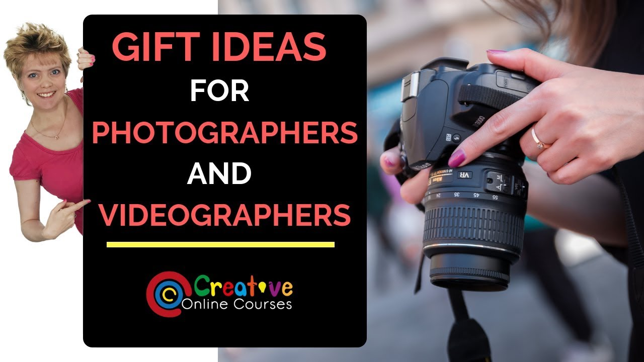 Gifts For Photography Lovers Videographers Youtube