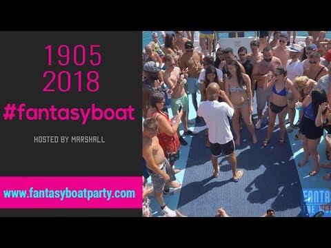 FANTASY BOAT | SATURDAY 19th MAY 2018 AYIA NAPA CYPRUS