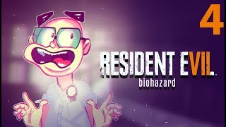 Northernlion Plays: Resident Evil 7 [Episode 4] (Twitch VOD)