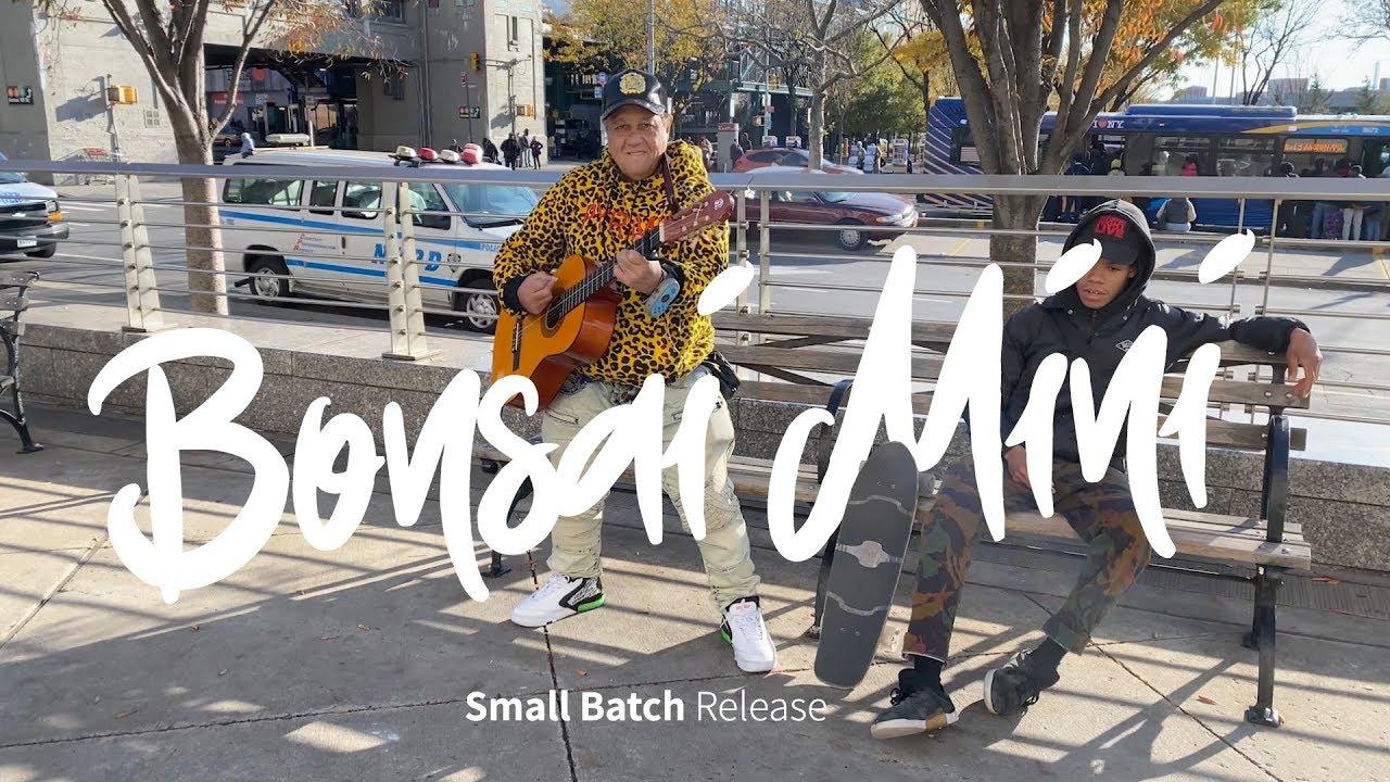 Bonsai Mini Small-Batch Release