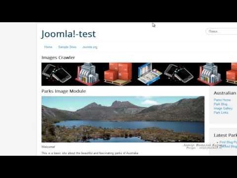 Рекламный модуль - скроллер картинок (Joomla! 1.5-3.x)