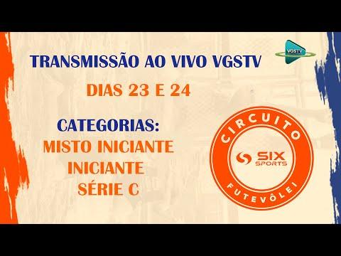 2º Circuito Futevôlei Six Sports   Dia 23/10/2021   Misto e Iniciante