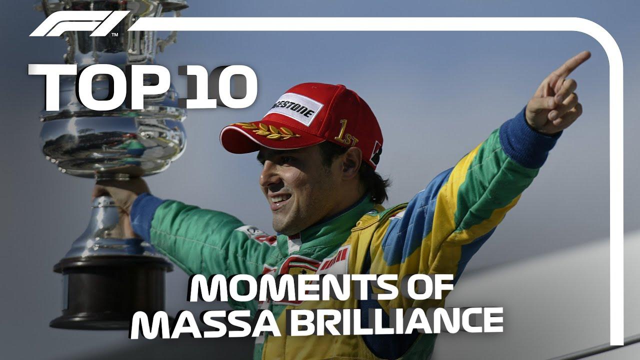 Download Top 10 Moments Of Felipe Massa Brilliance