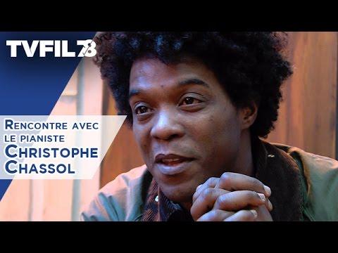 Festival d'Île-de-France : rencontre avec le pianiste Christophe Chassol