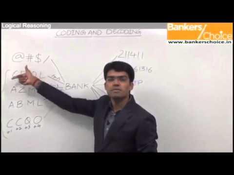 Coding Decoding | Logical Reasoning | Bank PO Exam