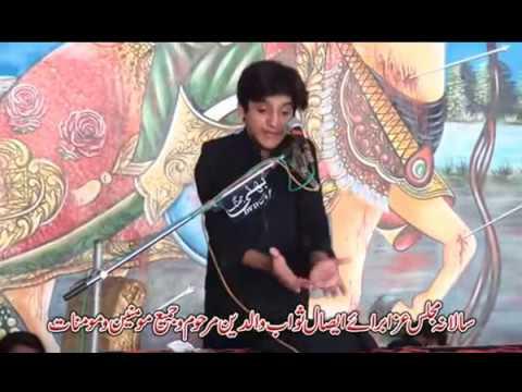Zakir Ali Abbas Askri at Nawana kot (Liyyah) Bani Babar Khan Magasi Bhatti DVDs
