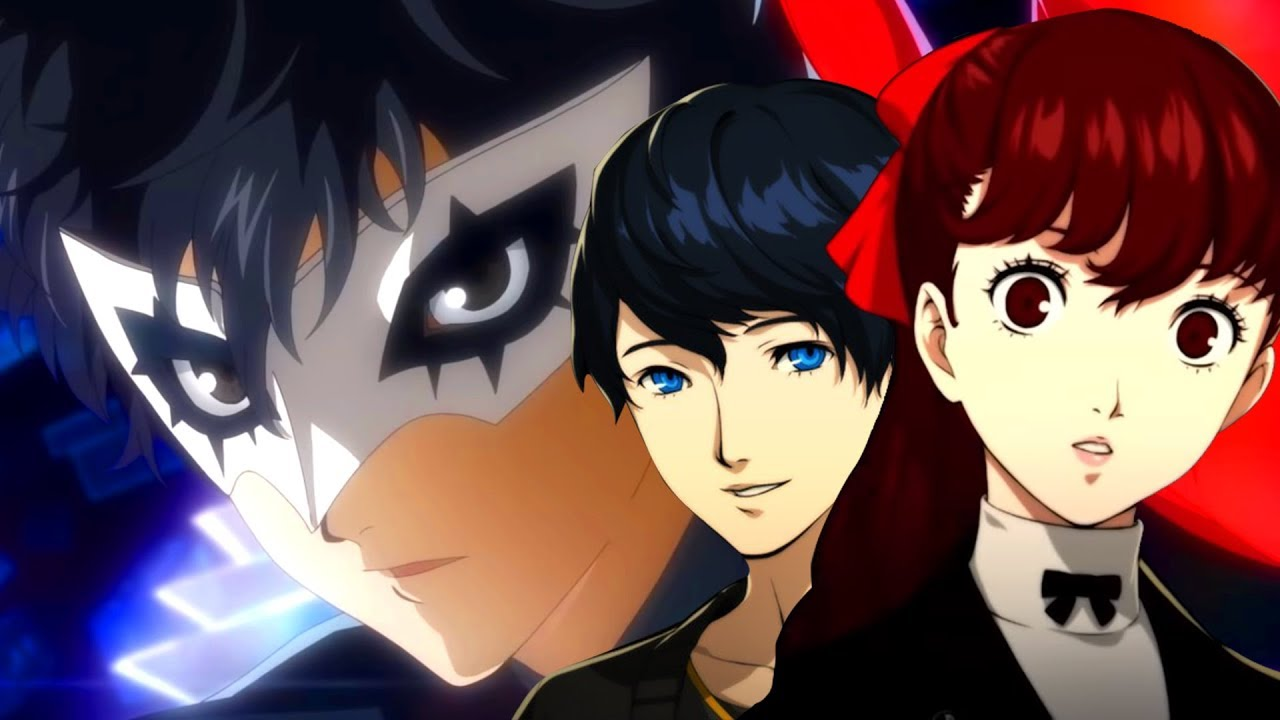 Persona 5 The Royal In A Nutshell Youtube I'd actually be surprised if human morgana and joker were both voiced by the same va in xander mobus, tho, 'cause i can definitely see mobus voicing human morgana for sure. persona 5 the royal in a nutshell