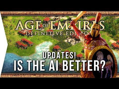 Age of Empires: Definitive Edition ► Is the AI GOOD Yet? - [AI Match Casting!]