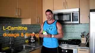 L-Carnitine - Dosage & Timing