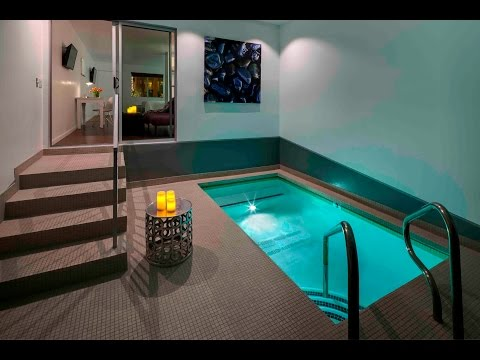 Private Pool in Your Hotel Suite - Aqua Soleil Hotel and Mineral Water Spa | Desert Hot Springs, CA