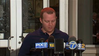 NYPD Hero Cop Says He Was Just Doing His Job