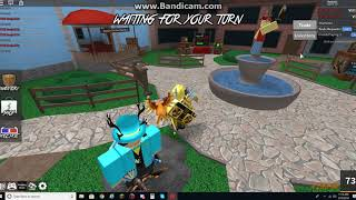 Roblox MM2 Video: Got America and Golden From 3Cartoons