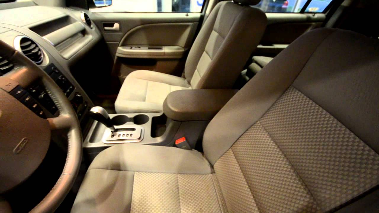 2005 Ford Freestyle Sel Awd Stk 28994ab For At Trend Motors Used Car Center In Rockaway Nj