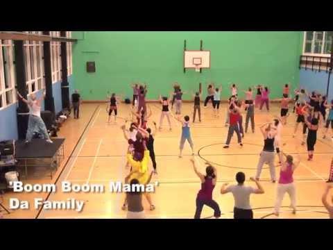Zumba Children in Need 2011 Aberystwyth