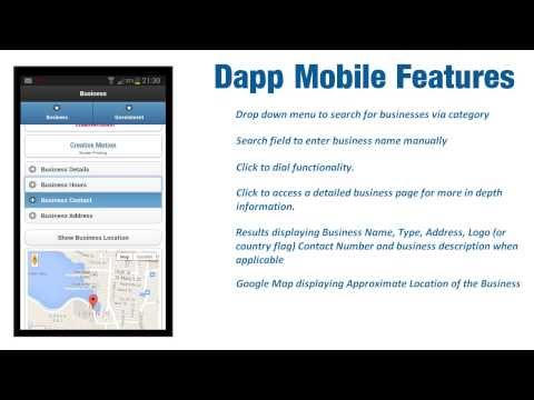 Dapp Mobile -  Antigua and Barbuda Business Directory App