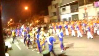 banda show general francisco linares alcantara TACHIRA 2010!!