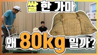쌀 80kg = 한 가마?