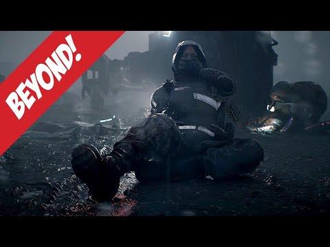 How Death Stranding's Trailer Helps Us Decipher Game Mechanics - Beyond 523 Teaser