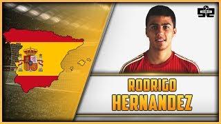 Rodrigo Hernandez   Villarreal   Defensive & Attacking Skills - 2018 Review HD