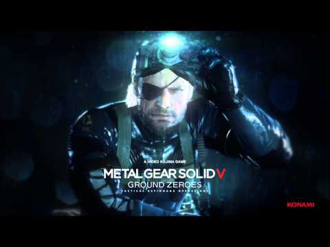 Metal Gear Solid V: Ground Zeroes - Heavens Divide (Helicopter Melody)