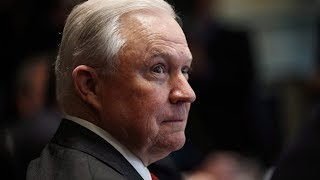 Jeff Sessions resigns as U.S. attorney general, at Trump's request