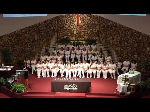 2017 Stanly Community College Nursing Pinning Ceremony