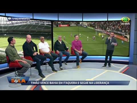 Ano do Corinthians já está ganho, diz André Galvão
