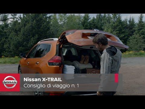 Nuovo Nissan X-Trail_Consiglio di viaggio n. 1