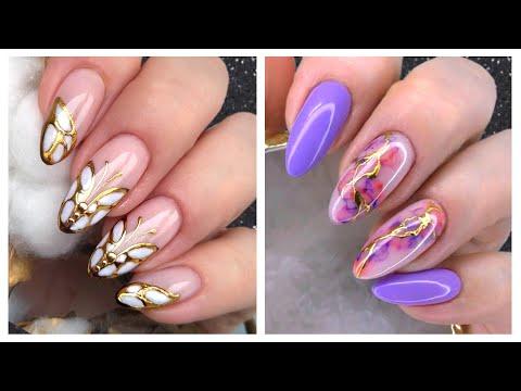 Nail Art Designs 2021   New Beauty Nails Art