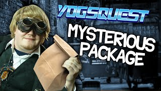 YogsQuest 2 - Episode 16 - Mysterious Package
