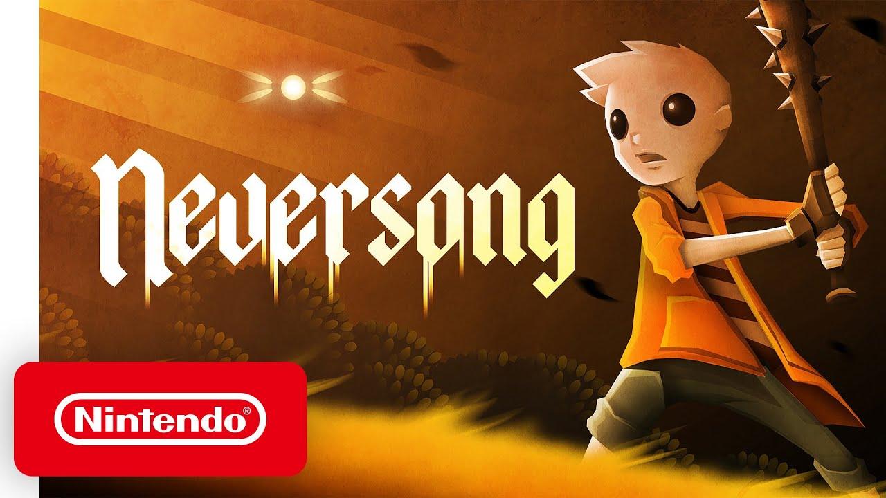 NEVERSONG - Launch Trailer - Nintendo Switch