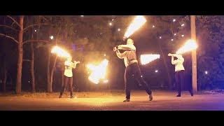 Огненное шоу (фаер-шоу) в Волгограде и Волжском