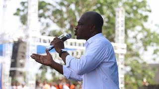 DRC: Fayulu urges supporters to embark on ''peaceful resistance''