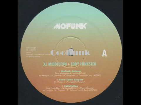 XL Middleton + Eddy Funkster - Solicitation (Funk 2016)