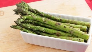 How To Cook Asparagus Recipe (9.16.12 - Day 35)