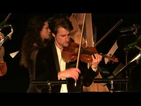"""Lorenzo Gatto & Young Belgian Strings - """"Vivaldi - The Four Seasons Recomposed by Max Richter"""" - 1"""
