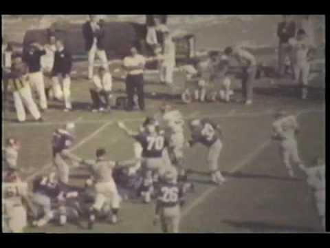 1969 Oklahoma at Kansas State Football Game Part 4 of 7