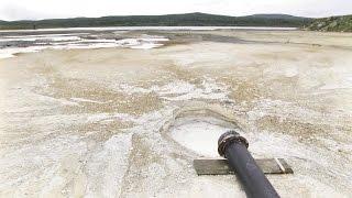 Кислота под землей и 10 миллионов тонн вредных отходов(Сообщения о продаже замороженного криолитового завода вызвали бурную реакцию среди экологов Полевского...., 2016-09-14T09:12:48.000Z)