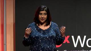 The future yet to be imagined | Cindy Rampersaud | TEDxWoking