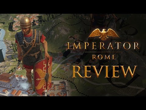 IMPERATOR: ROME | REVIEW - The Next Big Paradox Grand Strategy Game