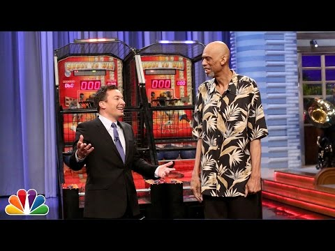 Thumbnail: Audience Suggestion Box: Pop-A-Shot with Kareem Abdul-Jabbar