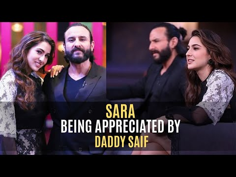 Saif Ali Khan Shares What He Likes Most About His Daughter Sara Ali Khan | SpotboyE Mp3