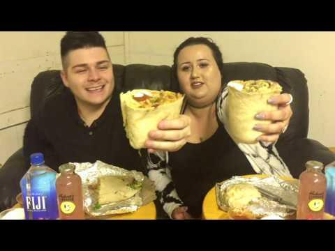 Mukbang - Chipotle Burrito Babies