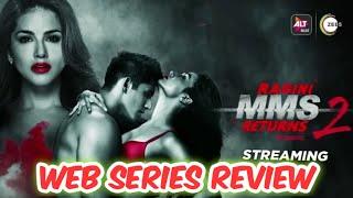 Ragini MMS Returns Season 2 Alt Balaji Web Series | All Episodes Review | Ragini MMS 2 All Episodes