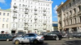 Чистые Пруды с трамваями у Покровских ворот(2011.07.18 -0005.MOV., 2011-09-20T21:01:01.000Z)
