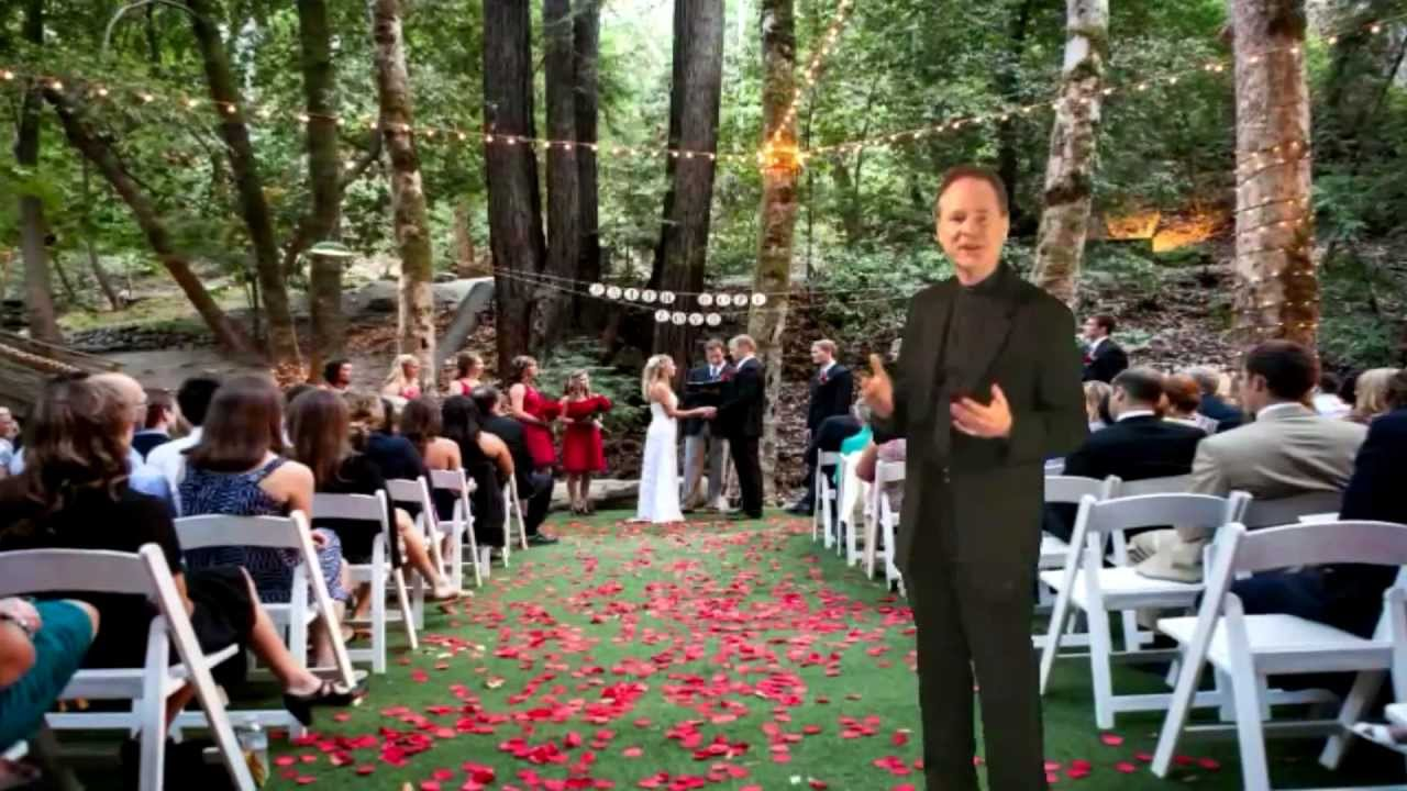 Jeff Werner Djmc Wedding Dj At Saratoga Springs Video By Jeffwerner Bayareadj Info 408 356 0873 You