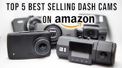 Top 5 Amazon Dash Cams Reviewed!