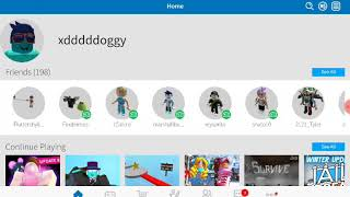 Ngasih know how many accounts I have in ROBLOX (Part 3/last)