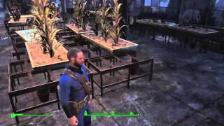 fallout 4 how to plant and grow food in your garden